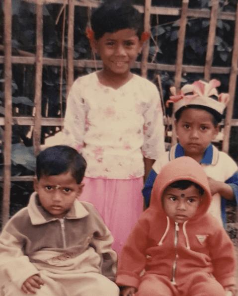 Hima Das Siblings