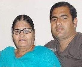 Kapil Sharma Brother and Mother