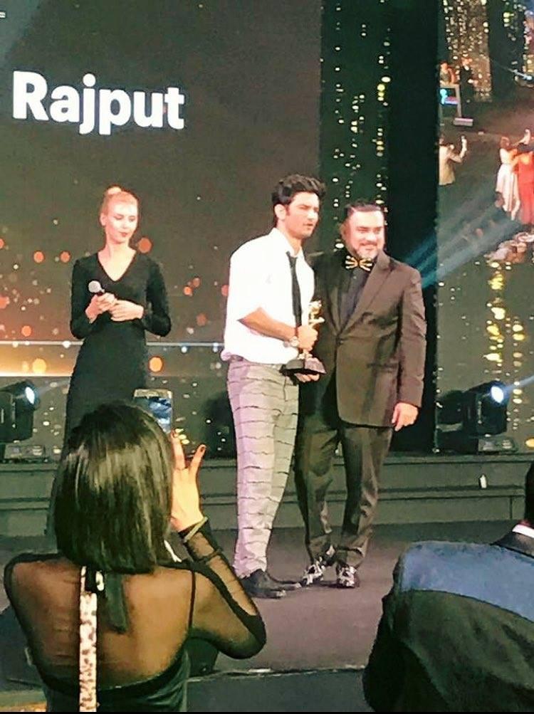 Best Actor Award Dubai