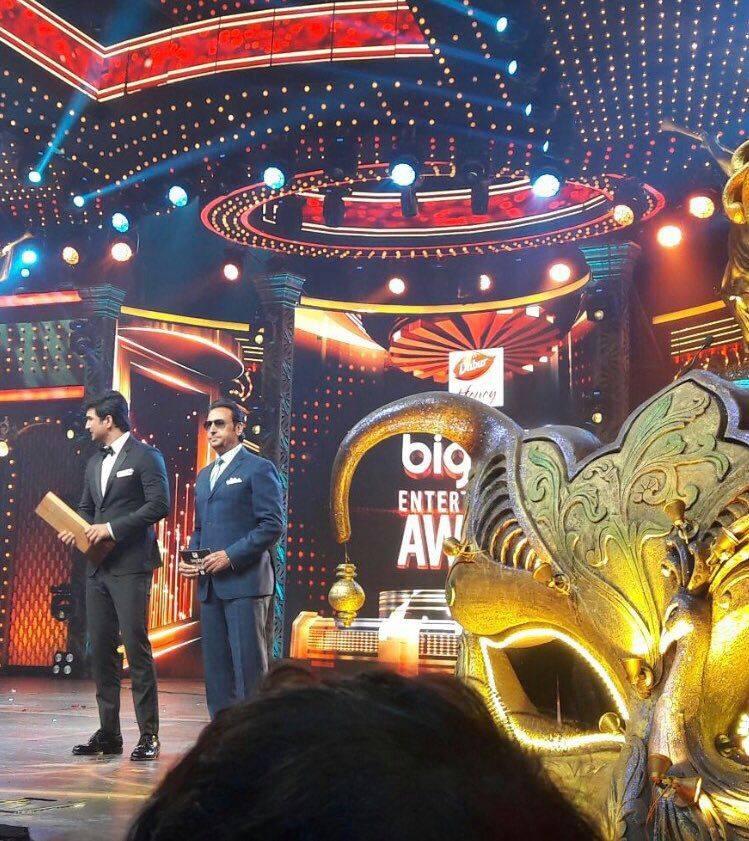 Big Zee Entertainment awards gor best actor