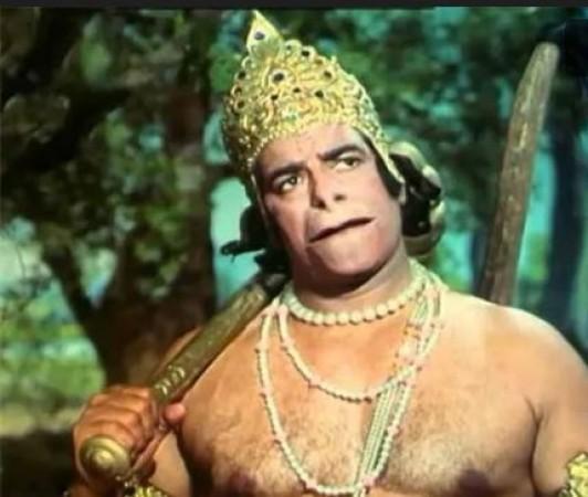 Dara Singh in Ramayan