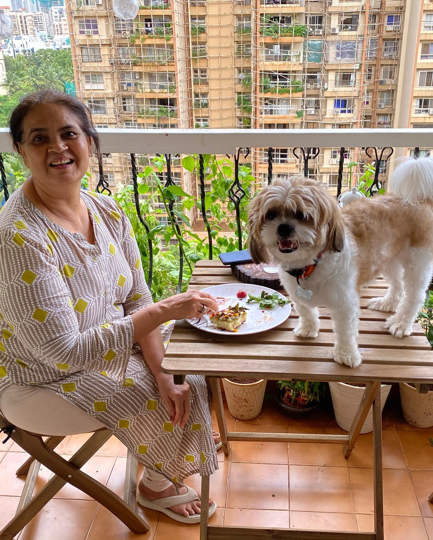 Karishma Tanna Mother (Jasmine Tanna)