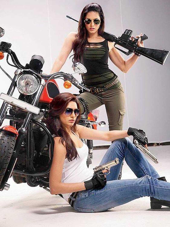 Karishma Tanna from the movie Tina and Lolo