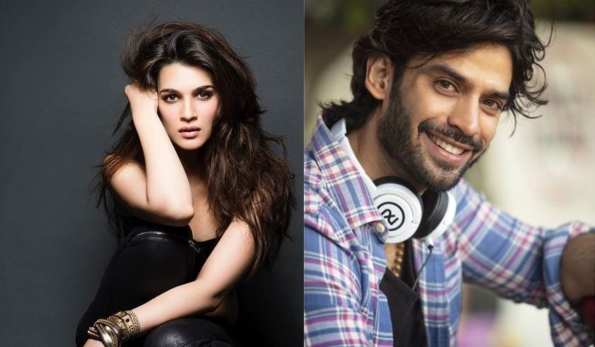 Kriti Sanon and Gaurav Arora