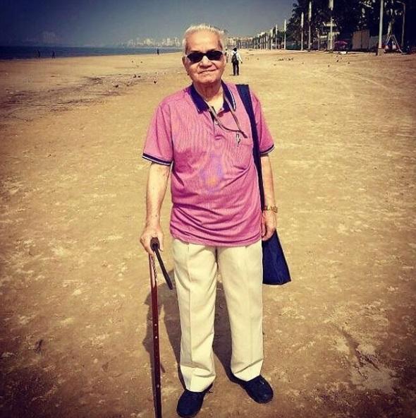 Prabodh Chakraborty (Pritam Chakraborty Father)
