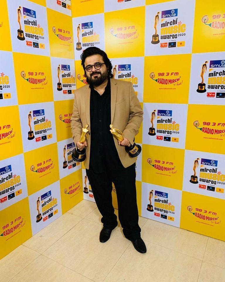 Pritam Chakraborty Mirchi Music Awards