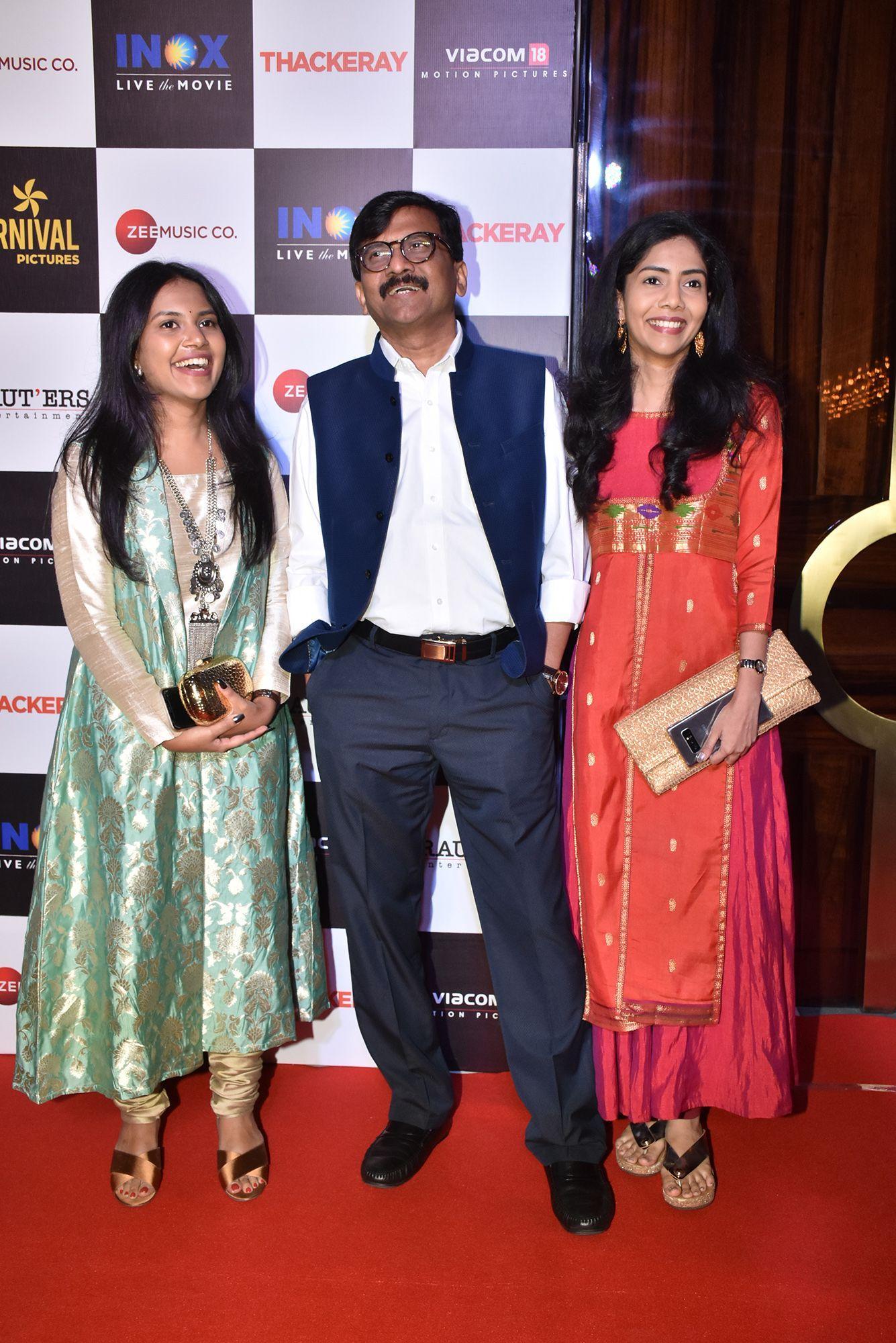 Purvashi Raut and Vidhita Raut