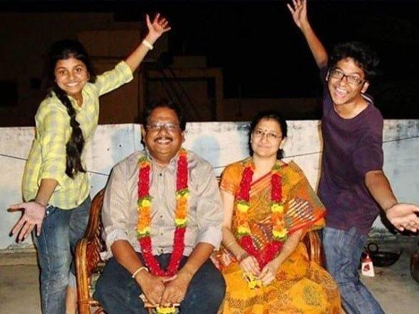 Siddharth Pithani family