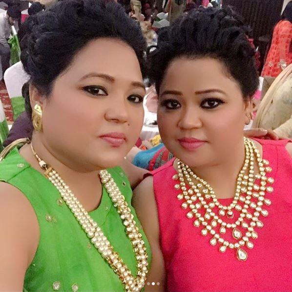 Pinky Singh (bharti singh sister)