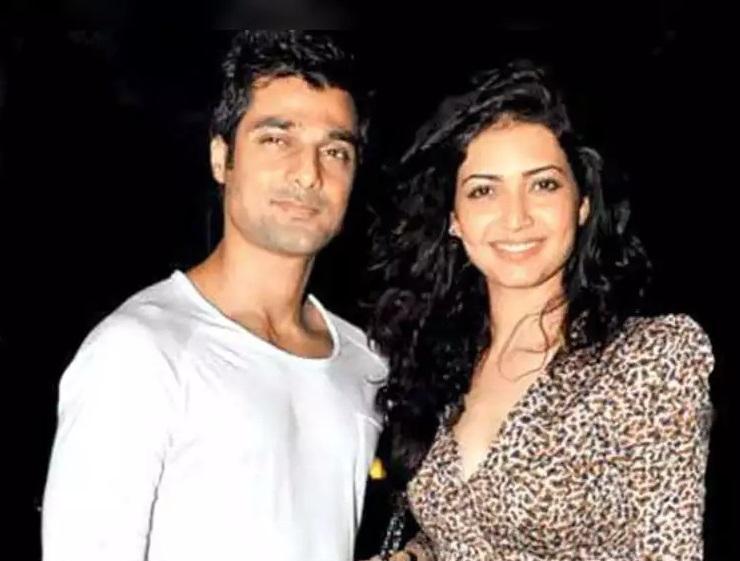 karishma Tanna with Hanif Hilal