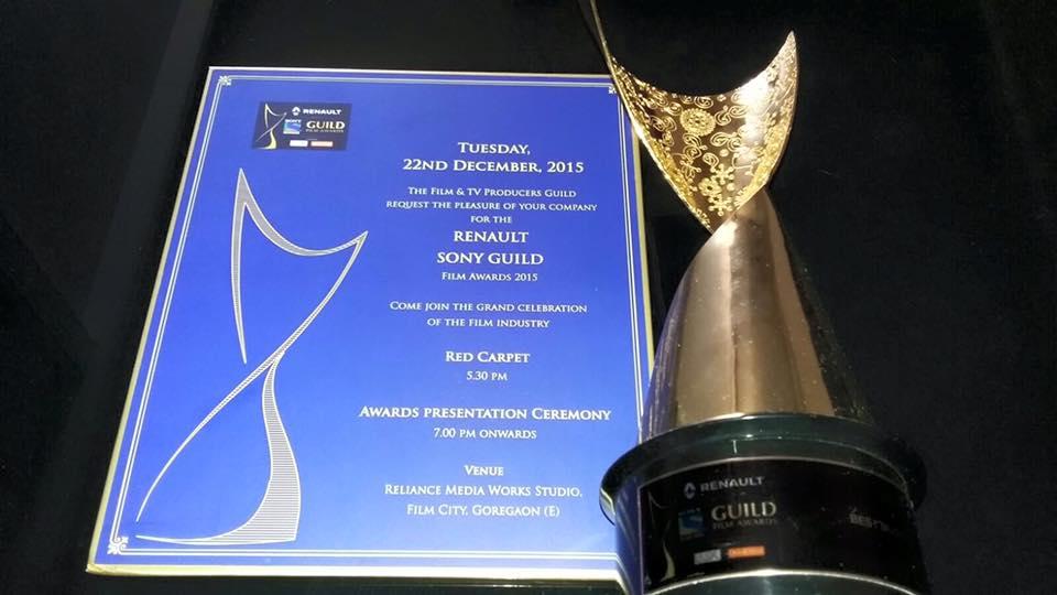 Ankit Tiwari Best Music Director Award for the movie Roy 1