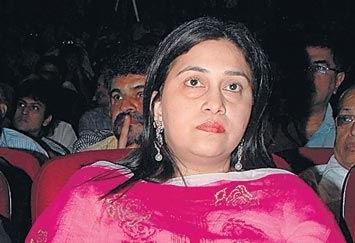 Komal (Himesh Reshammiya Ex-wife)