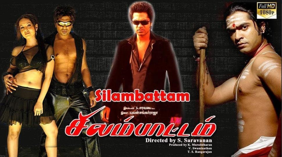 Silambattam (2008)