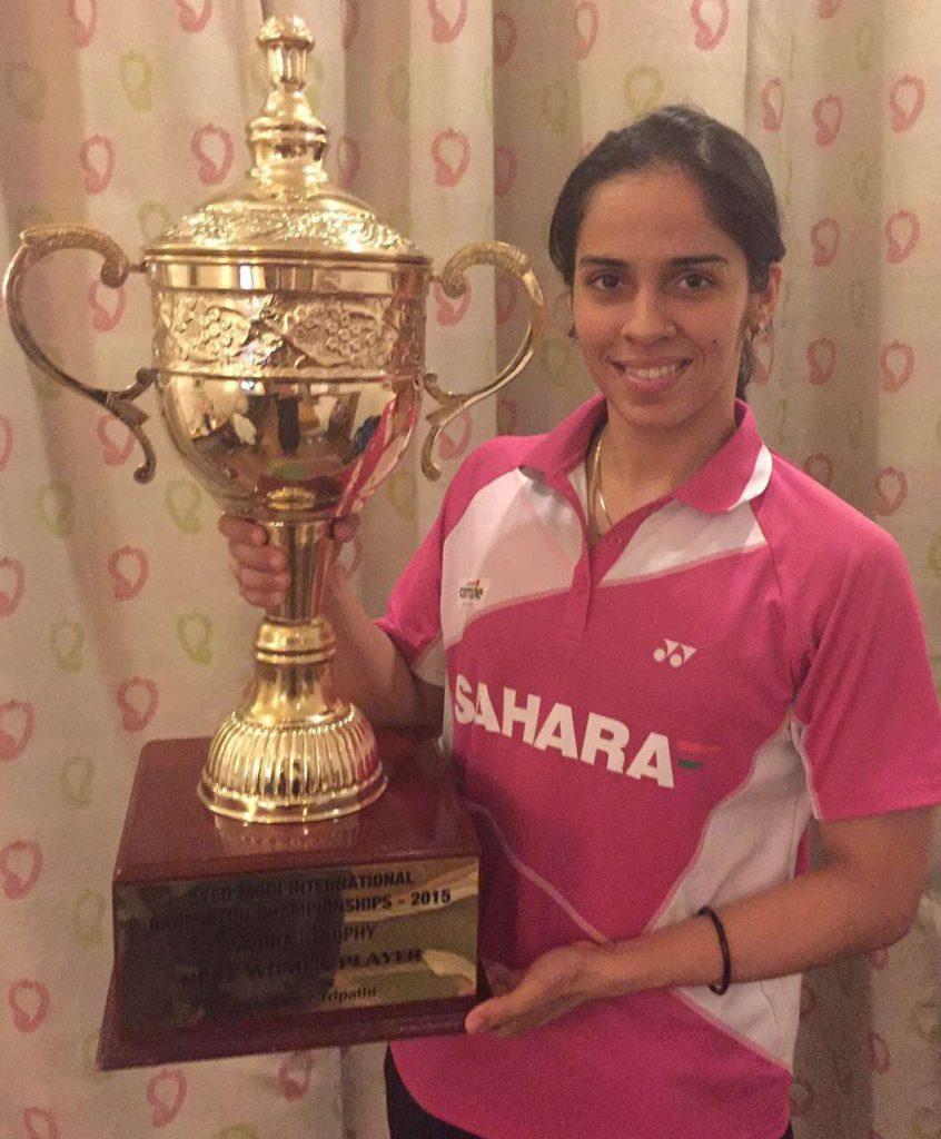 india open gold Grand Prix 2015
