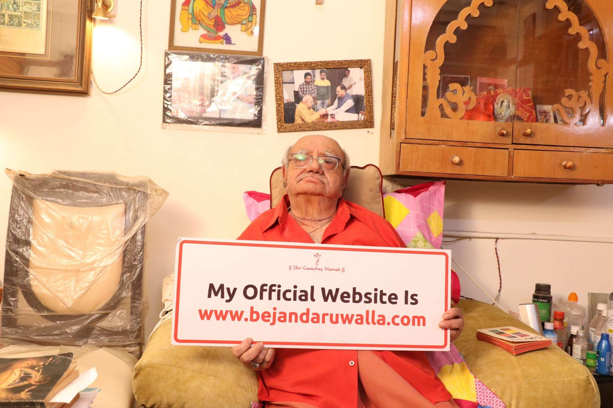Bejan Daruwalla website