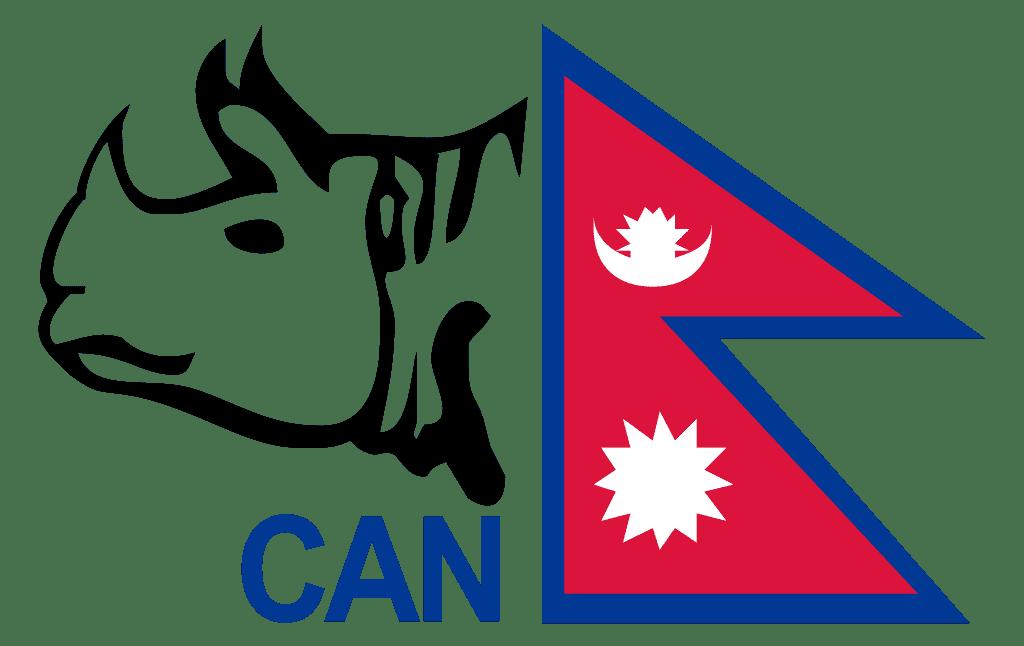 Emblem of Cricket Association of Nepal