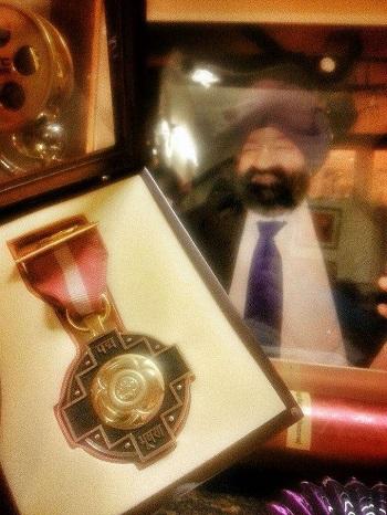 jaspal bhatti received Padma Bhushan