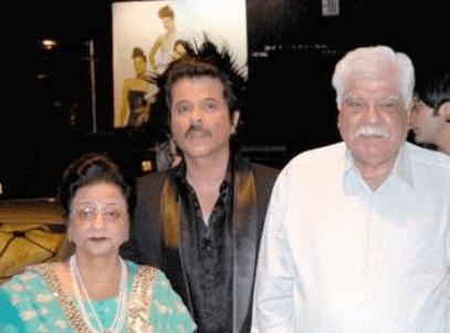 Boney Kapoor Parents
