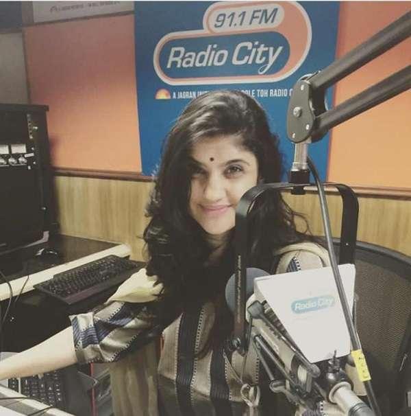 Rj Archana Pania Radio City 91.1 FM