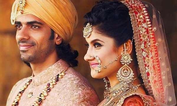 Rj Archana Pania with her Husband Akshay Sharma