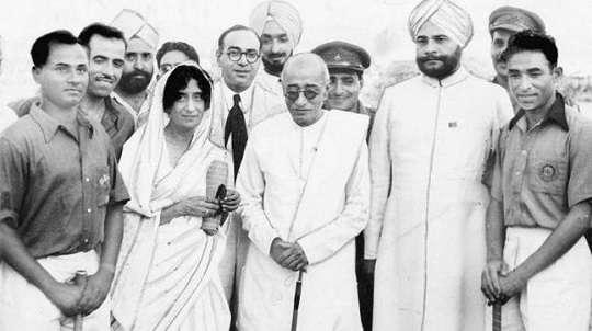Dhyan Chand Awarded Padma Bhushan