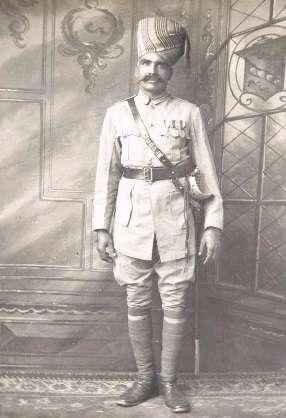 Dhyan Chand Mentor Subedar Major Bhole Tiwari