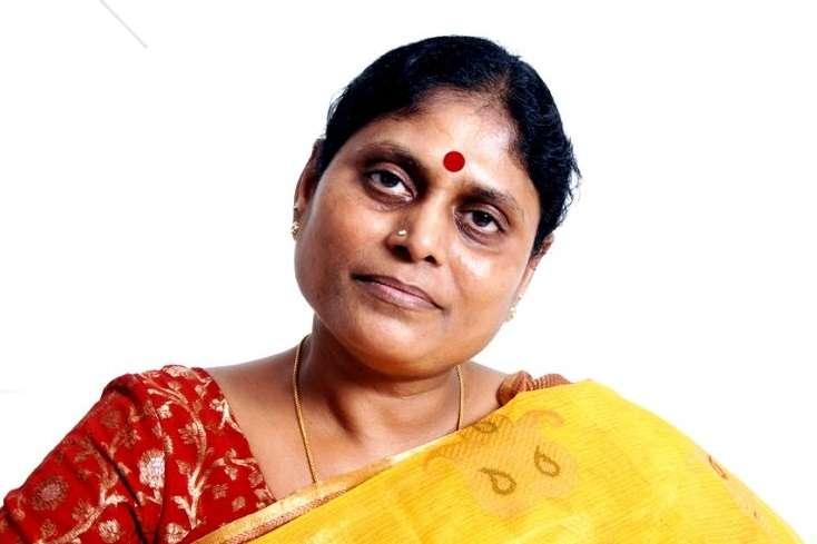 YS Jagan Mohan Reddy mother YS Vijayaama