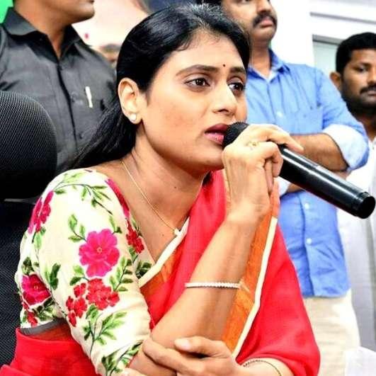 YS Jagan Mohan Reddy sister Y S Sharmila