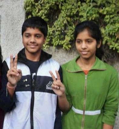 Arvind Kejriwal Son and Daughter