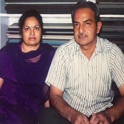 Shakti Sagar Sood and Saroj Sood